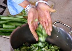 Ceremony-Preparation---into-the-pot