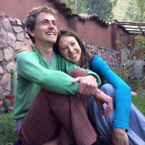 Liza Marie & Bernhard both come from South Africa and run the retreat space Ubuntu Ayni in Huaran.  They conduct regular San Pedro ceremonies www.ubuntuayni.com