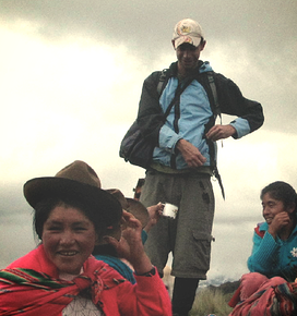 Miguel has a passion for trekking in the Andes, visiting archaeological sites and natural power-places. He is the owner of 'Allpamama Journeys' which specialises in personally-tailored tours for individuals and small-groups, with emphasis on exploring the rich cultural heritage of the region. http://alfredoiturriagasj.wix.com/allpamamajourneys